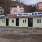 Ulubey Otogar Prefabrik Yapı